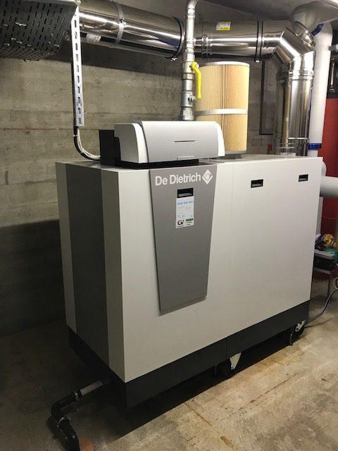 G2V-GAZ grosse puissance